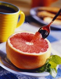 Полезные свойства грейпфрута.